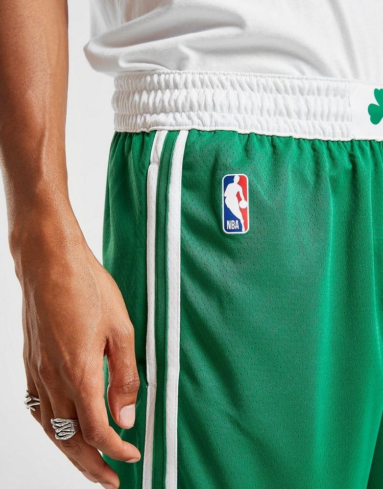 Nike NBA Boston Celtics Swingman Shortsit Miehet