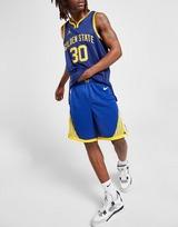 Nike Golden State Warriors Icon Edition Swingman Men's Nike NBA Shorts