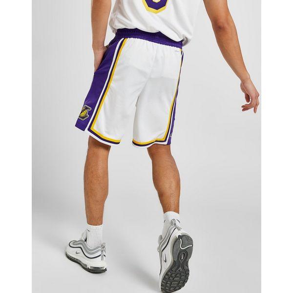 Nike Los Angeles Lakers Association Edition Swingman Men's Nike NBA Shorts
