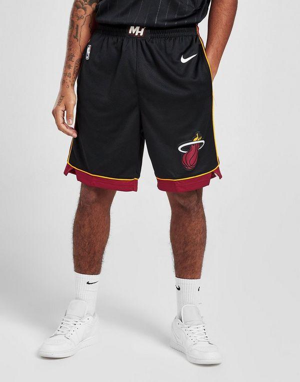 brand new 7d513 451e7 Nike NBA Miami Heat Swingman Shorts | JD Sports