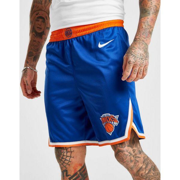 Nike NBA New York Knicks Swingman Shorts