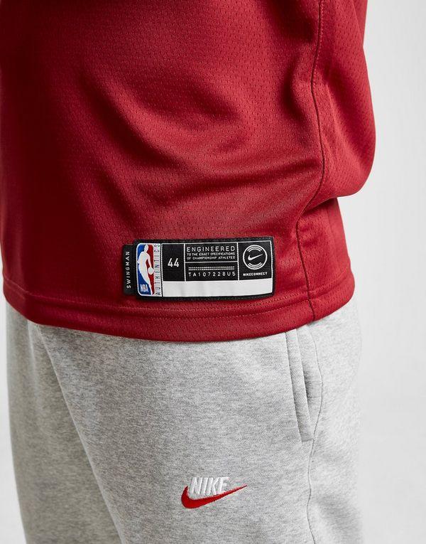 sports shoes 69db3 3ae61 Nike LeBron James Icon Edition Swingman Jersey (Cleveland ...