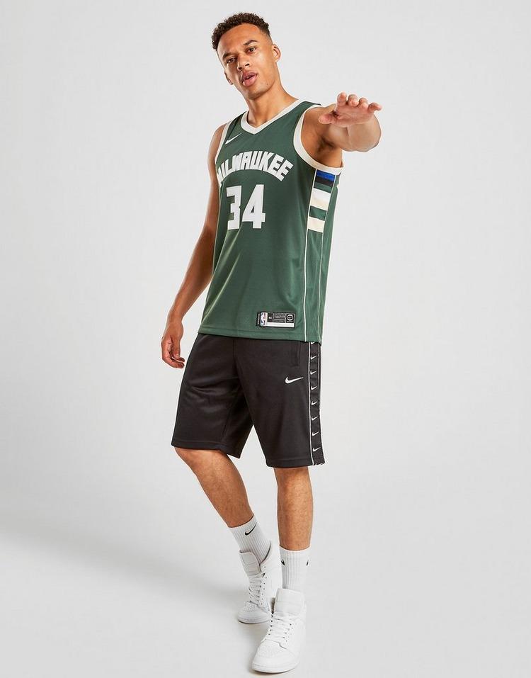 Nike NBA Milwaukee Bucks Swingman Giannis #34 Paita Miehet
