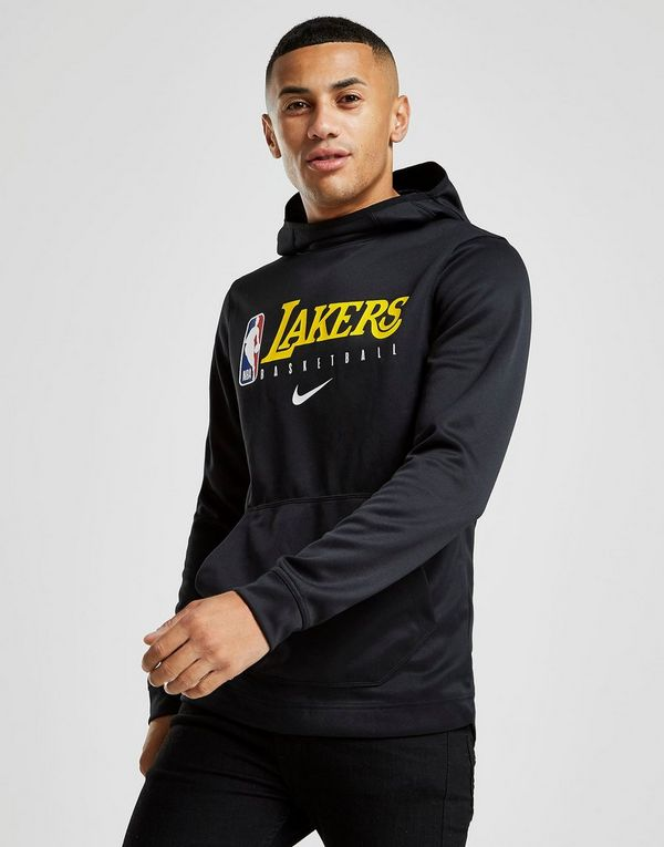 innovative design ad39d 952e0 Nike Los Angeles Lakers Nike Spotlight Men's NBA Hoodie   JD ...