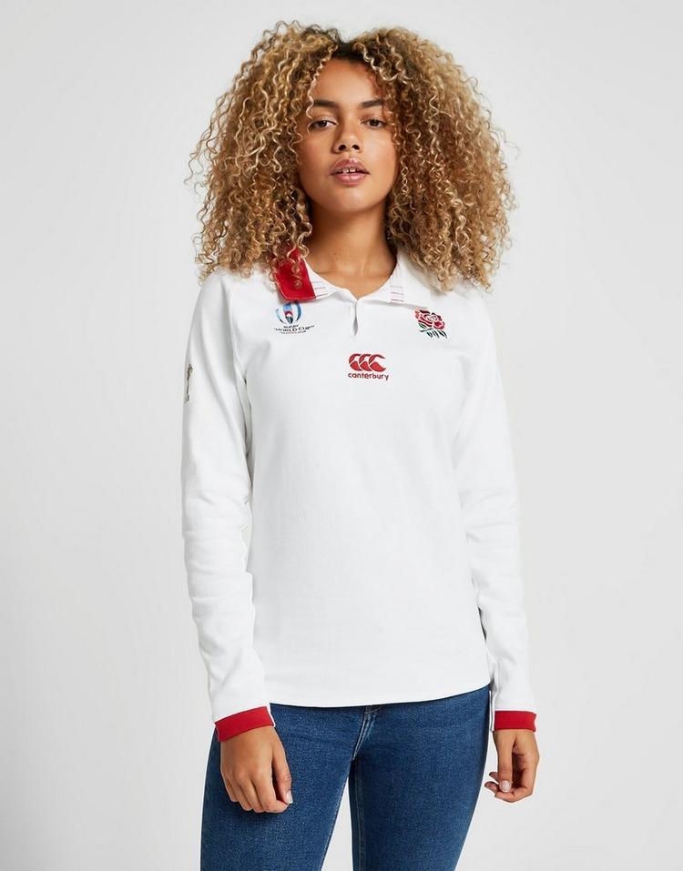 Canterbury England RFU Rugby World Cup 2019 Shirt Dames