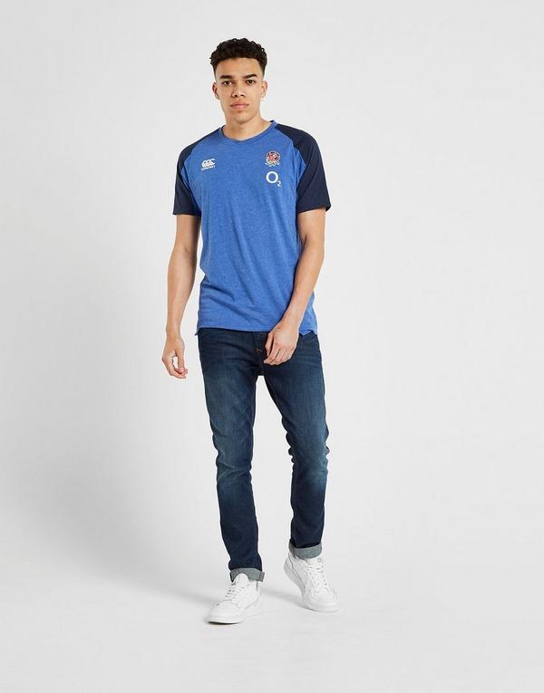 Canterbury England RFU Cotton T-Shirt
