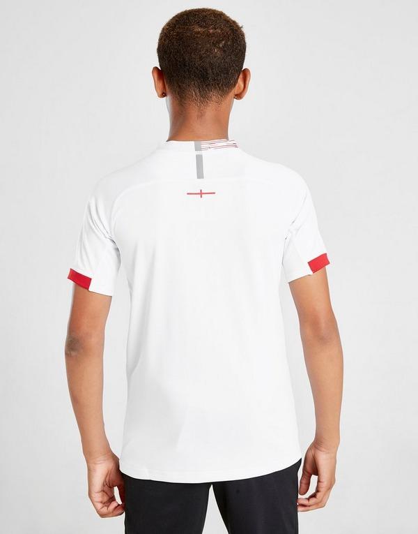 Canterbury England RFU Home 2019 Short Sleeve Shirt Junior