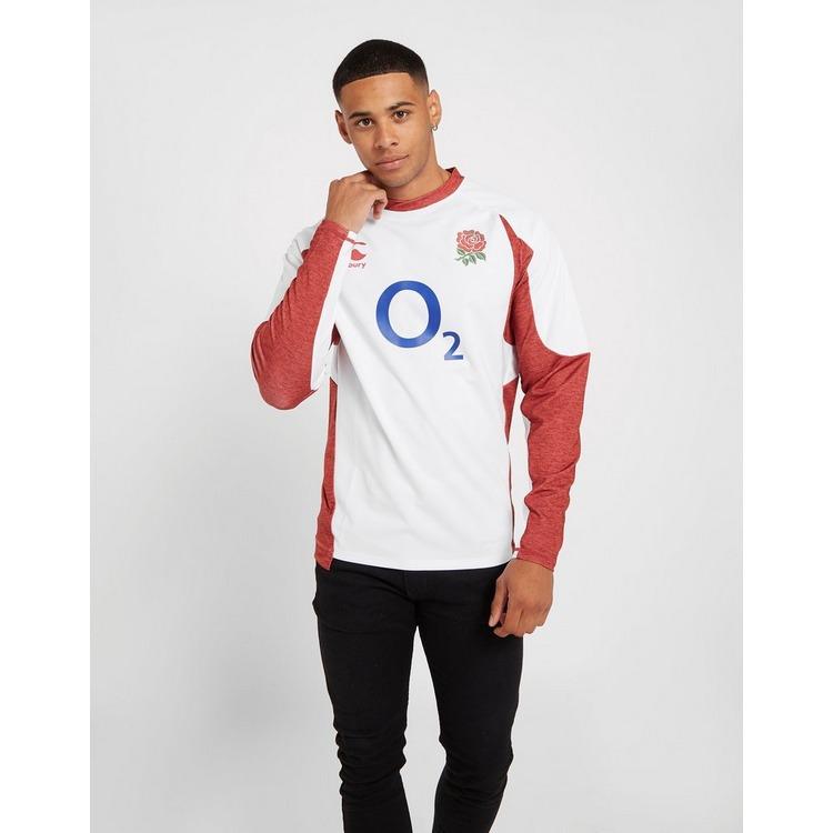 Canterbury England RFU Vaposhield Drill Shirt