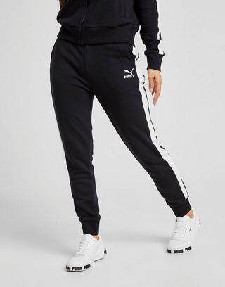joggers puma mujer