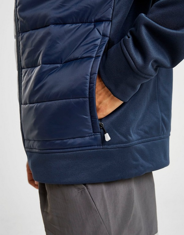 The North Face Hybrid Full Zip Mittelegi Hooded Jacket
