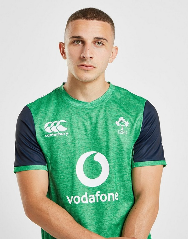 Canterbury camiseta Ireland RFU VaporDri