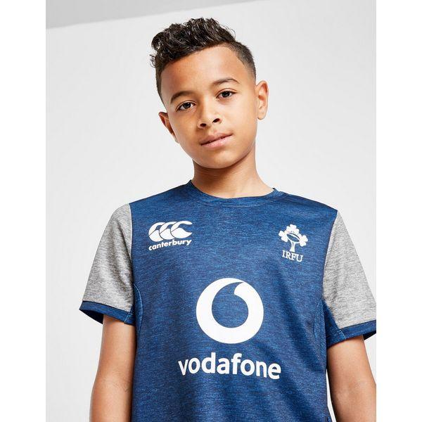 Canterbury Ireland RFU Short Sleeve T-Shirt Junior