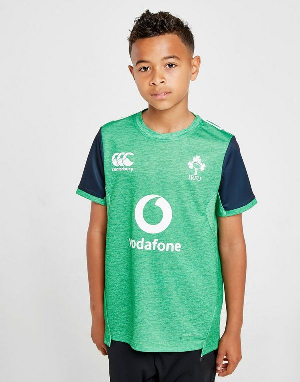 Canterbury Ireland RFU Short Sleeve T-Shirt Junior