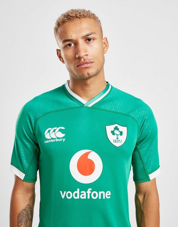 Canterbury Ireland RFU 2019 Home Shirt