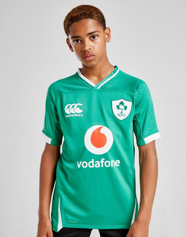 Canterbury Ireland RFU 2019 Home Shirt Junior
