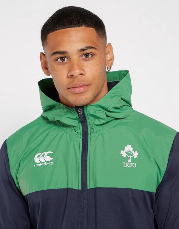 Canterbury Ireland RFU VapoDri Full Zip Hoodie