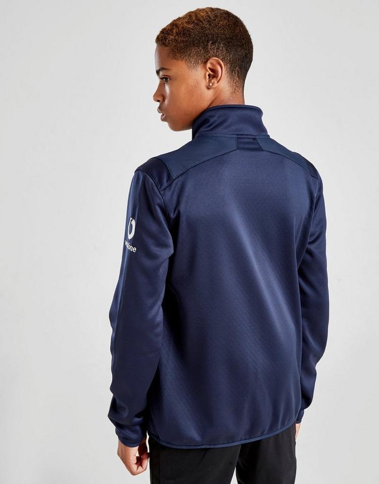 Canterbury Ireland RFU Thermoreg 1/4 Zip Sweatshirt Junior