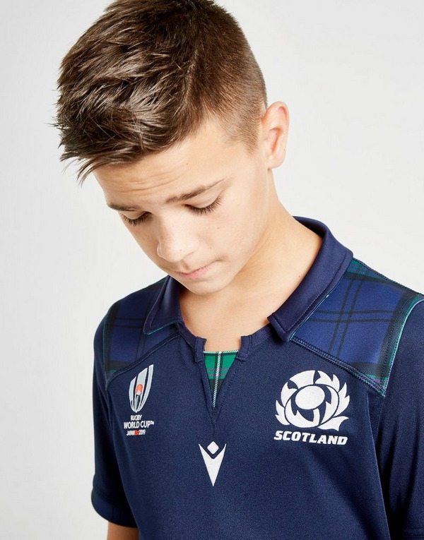 100/% Scotland Rugby World Cup 2019 Vest Mens