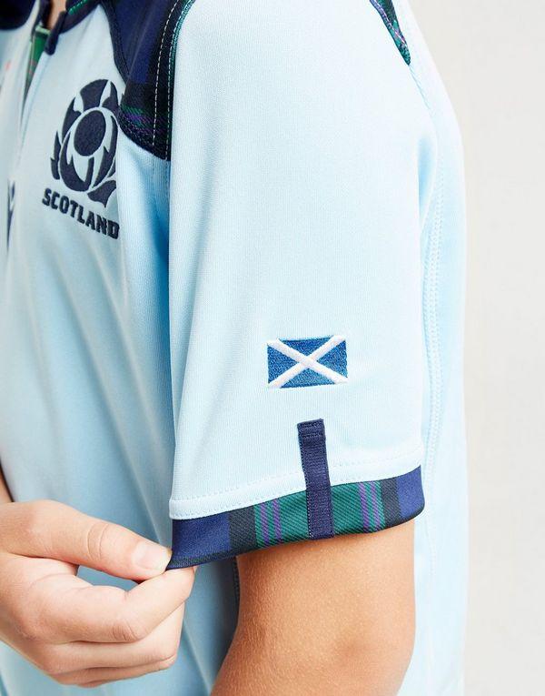 Macron Scotland RU Rugby World Cup 2019 Shirt Junior