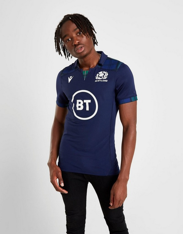 Macron Scotland RU Authentic 2019 Home Shirt