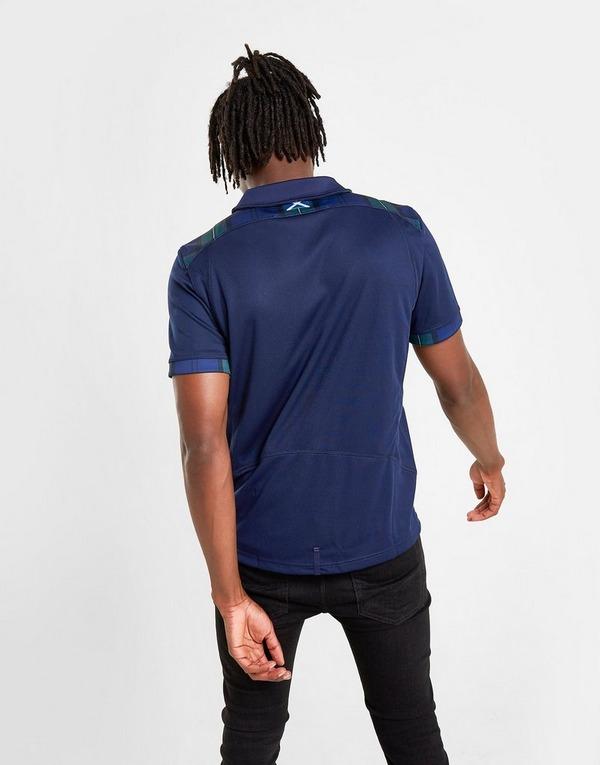 Macron Scotland RU 2019 Home Short Sleeve Shirt