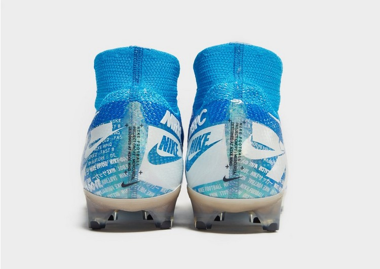 Nike New Lights Mercurial Superfly Elite DF FG