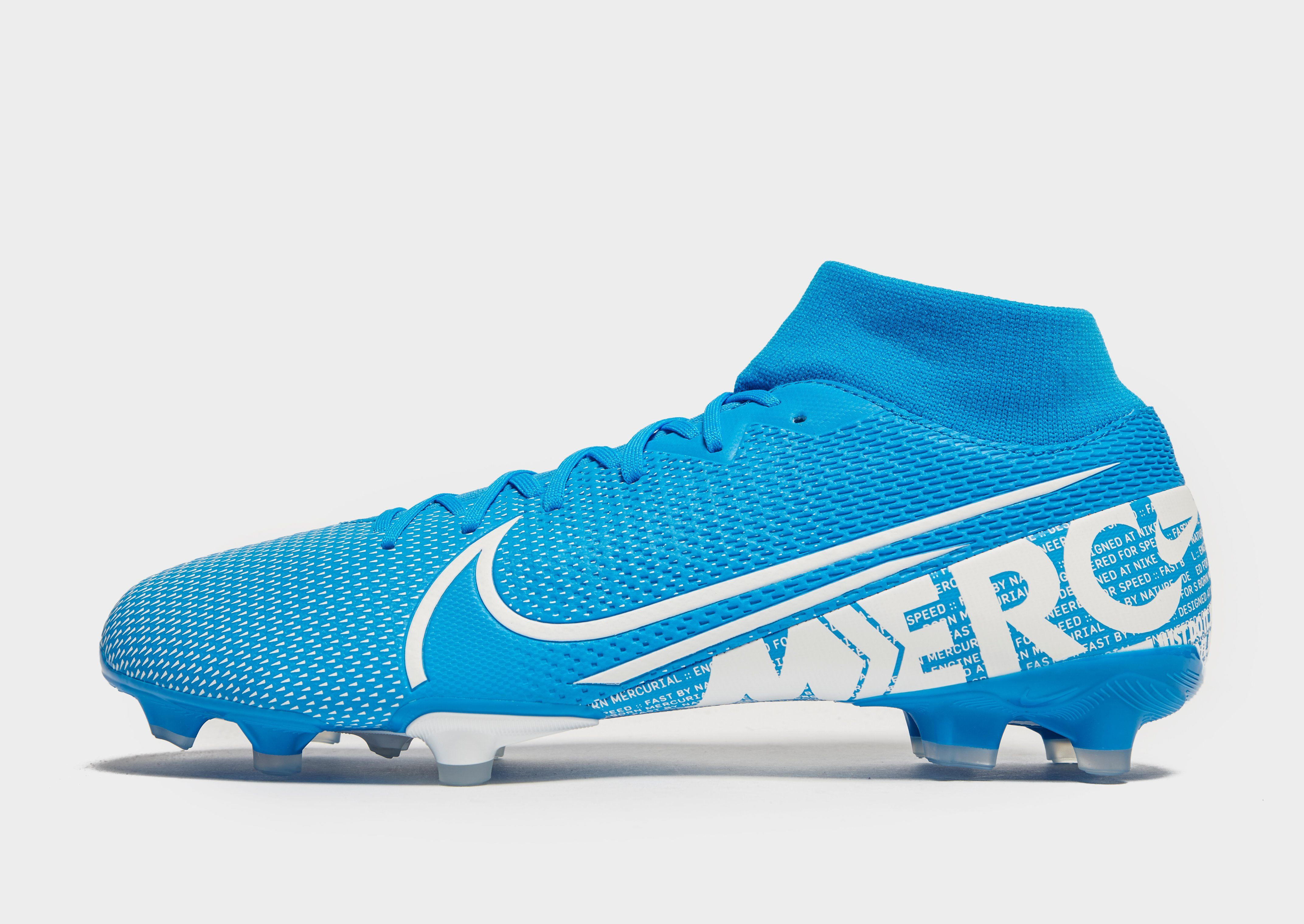 pretty nice 604b0 829ed Nike Mercurial Superfly 7 Academy MG Multi-Ground Football Boot | JD Sports