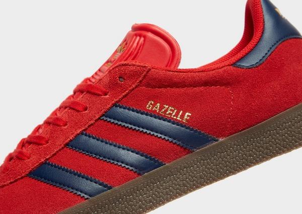 adidas gazelle heren navy