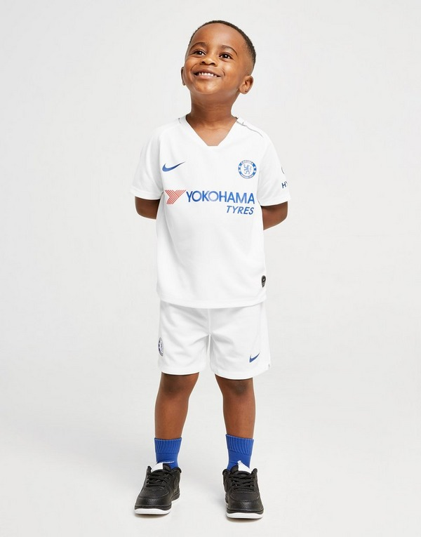 Nike conjunto Chelsea FC 2019/20 2.ª equipación para bebé