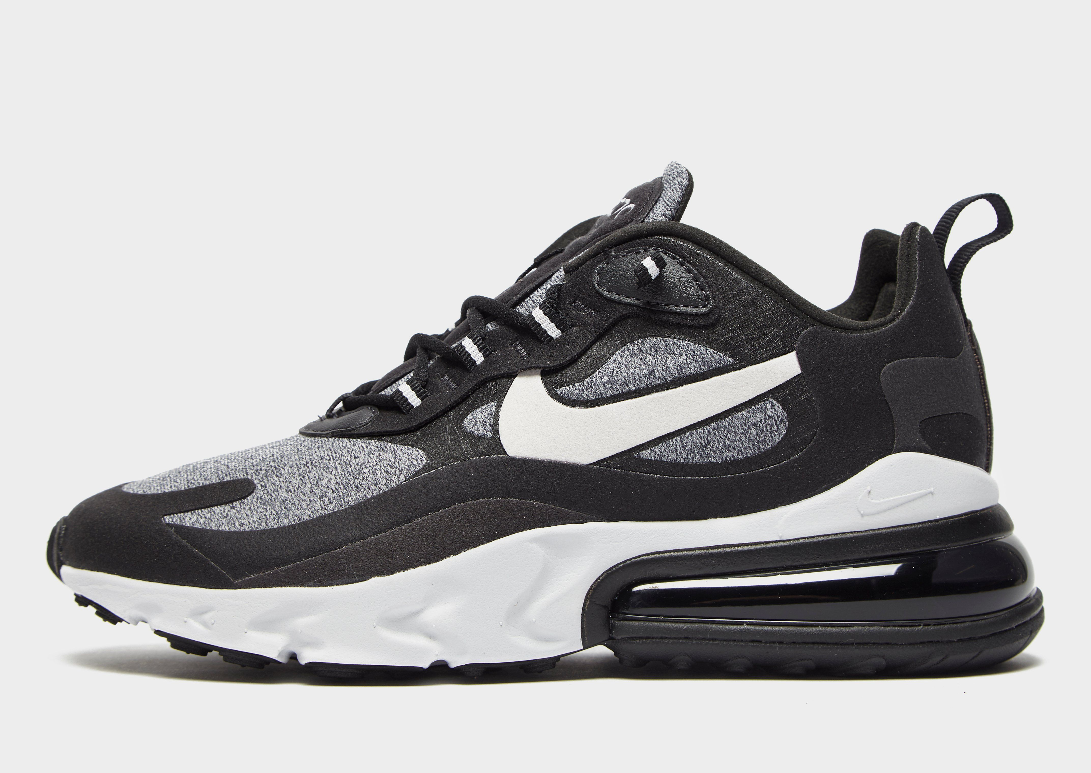 huge selection of c9a3f f48e6 Nike Air Max 270 React (Optical) Women's Shoe | JD Sports