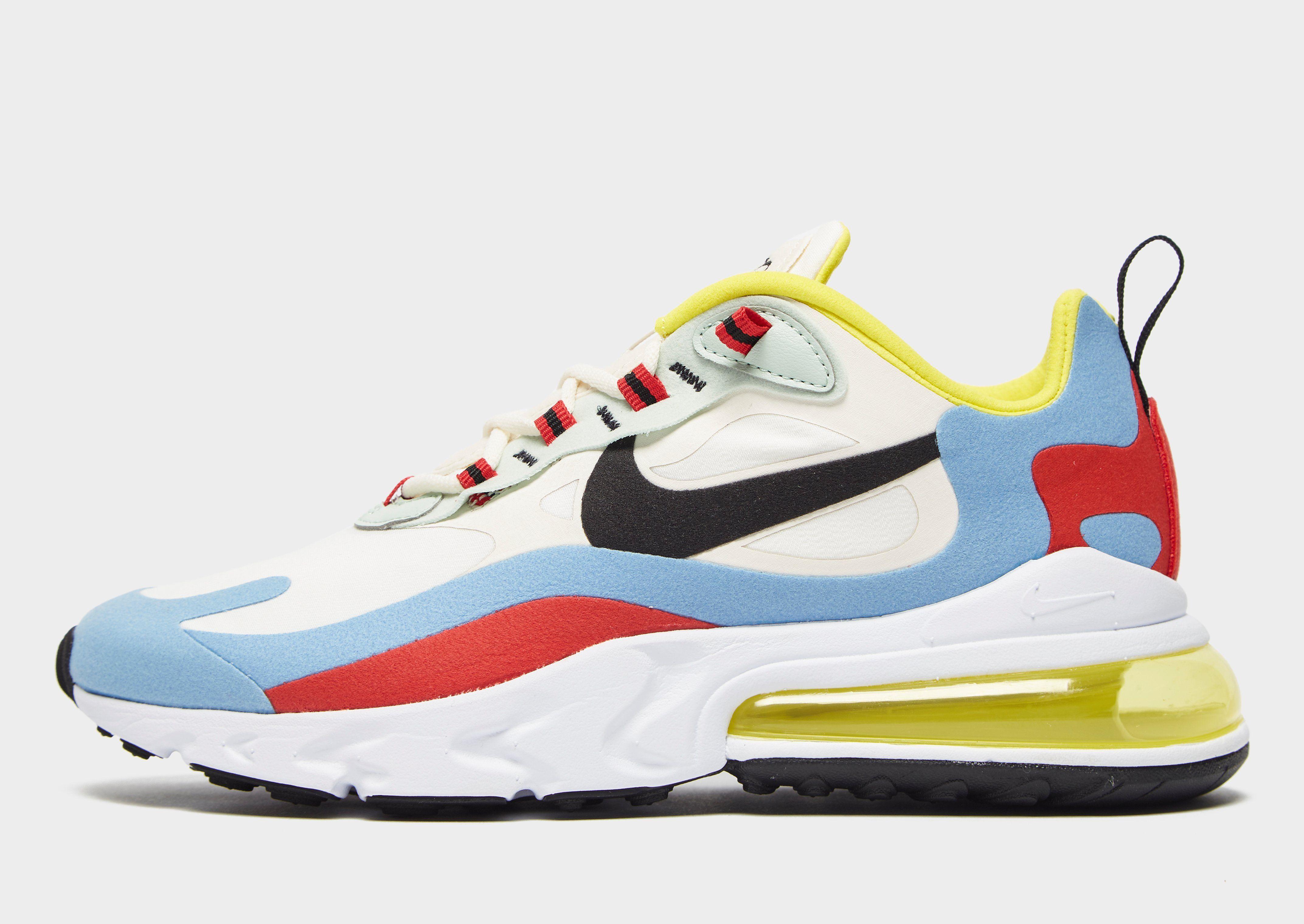 huge selection of 55f77 fad23 Nike Air Max 270 React (Optical) Women's Shoe | JD Sports
