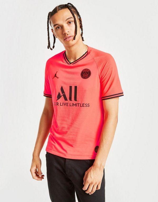 Jordan Paris Saint Germain 2019/20 Away Vapor Shirt