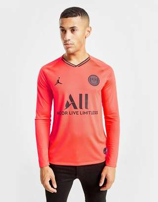 get cheap e1695 967e3 Jordan Paris Saint Germain 2019/20 Away Shirt | JD Sports