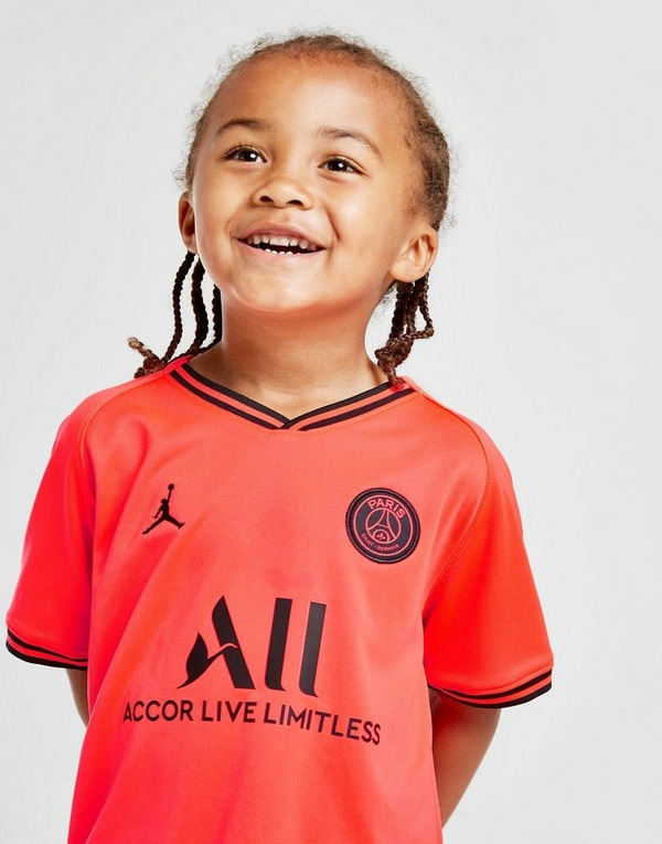 Jordan Paris Saint Germain 2019/20 Away Kit Children