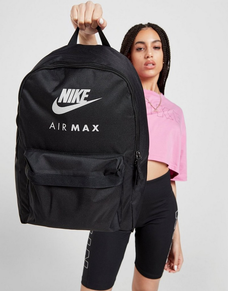 Christmas gift ideas for men | Nike Air Max Logo Backpack | Beanstalk Mums