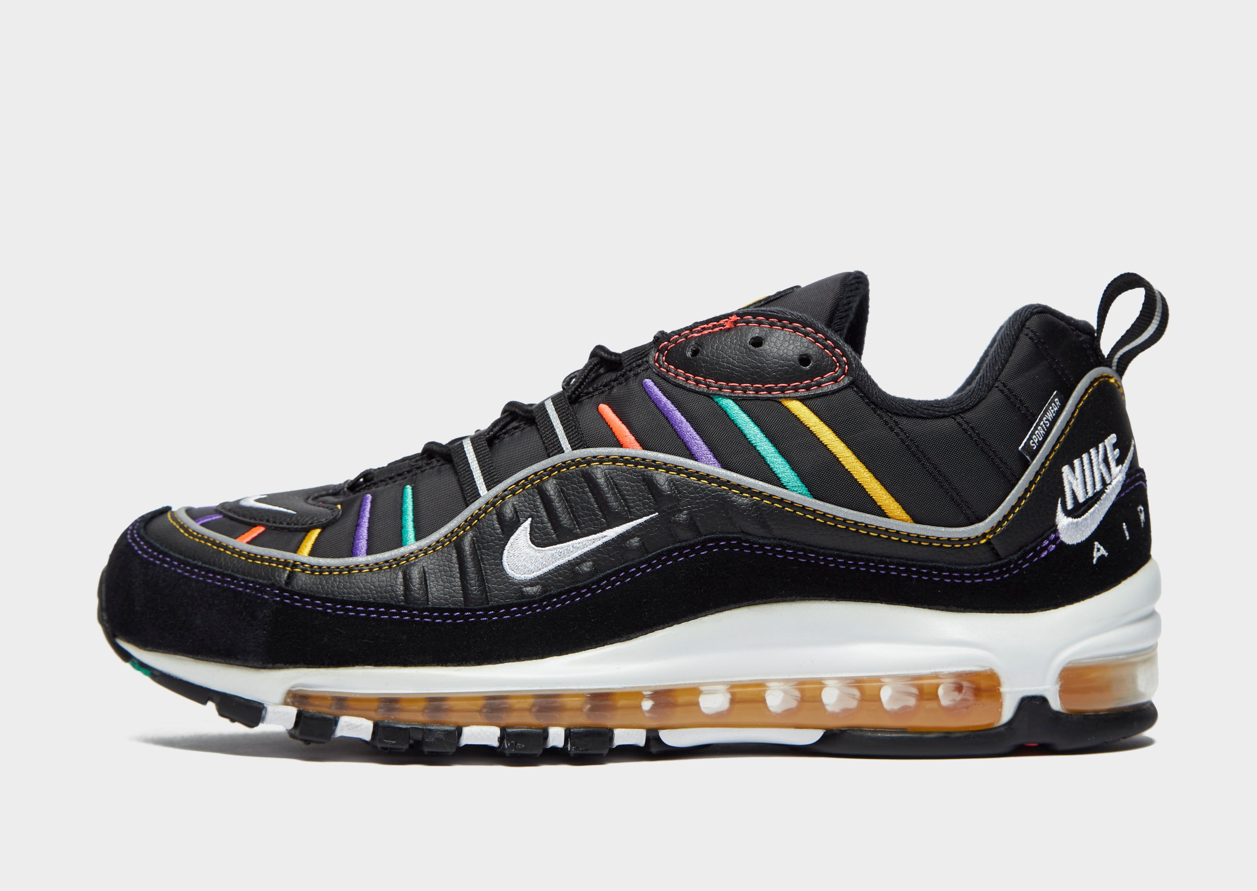 acheter populaire 81cf4 96b6b Nike Air Max 98 Premium | JD Sports