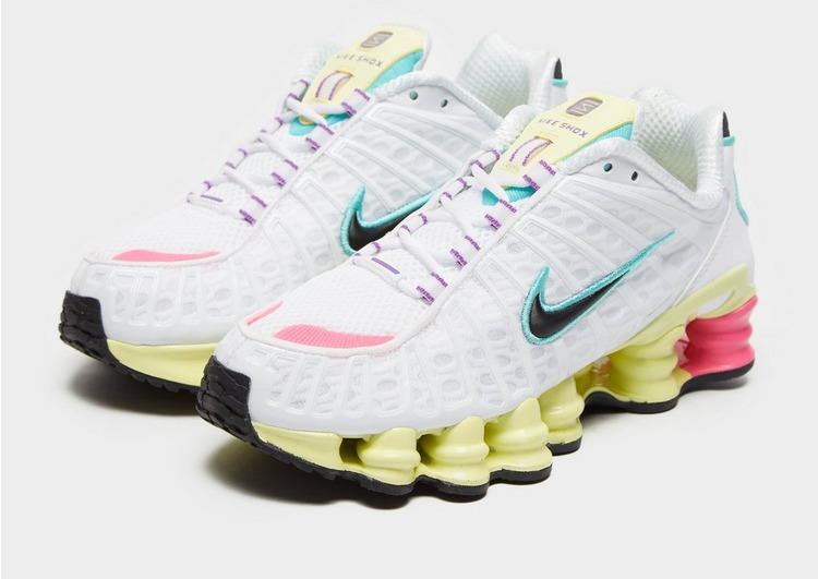 Buy White Nike Shox TL Women's | JD Sports