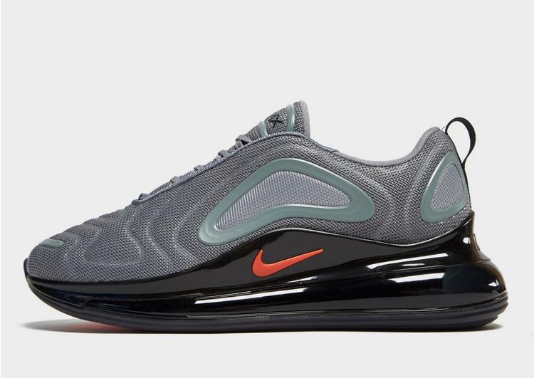 Herren Nike Air Max 720' Sneakers Schwarz Lieferant
