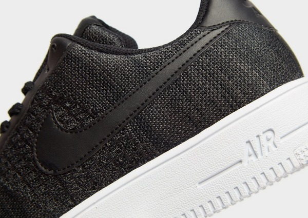 Koop Black Nike Air Force 1 Flyknit 2.0 Heren | JD Sports