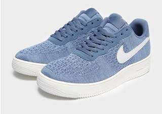 hot sale online 63076 795c0 Nike Air Force 1 Flyknit 2.0 | JD Sports