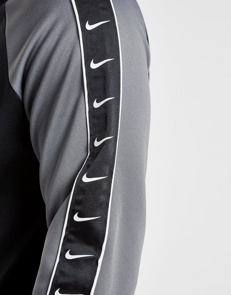 Nike Tape Poly 12 Zip Hoodie   JD Sports