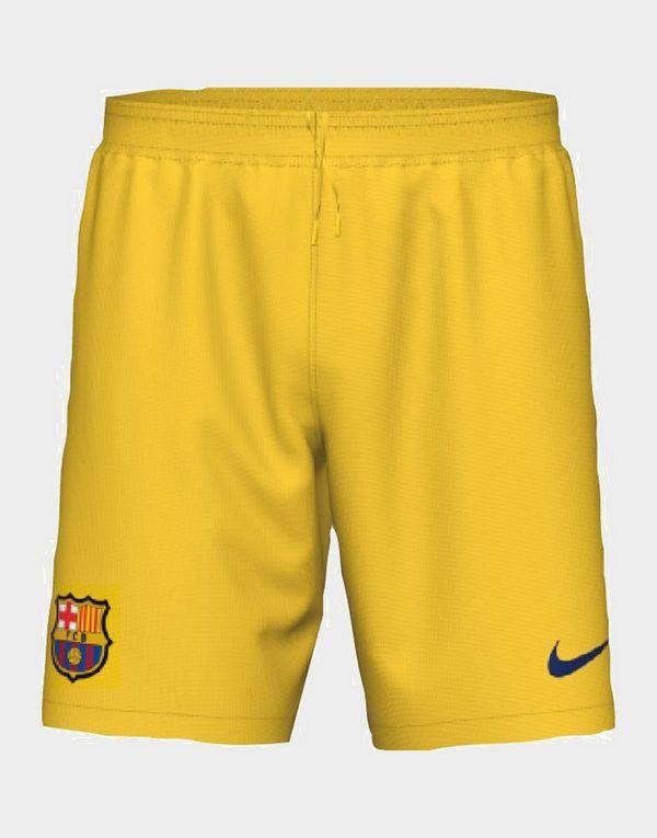 Nike FC Barcelona 2019/20 Away Shorts Heren