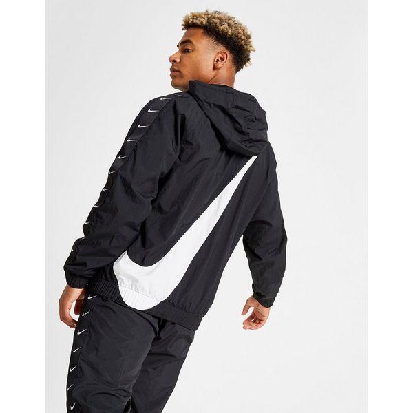 Nike Swoosh Woven 1/2 Zip Jacket