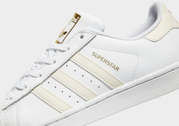 Køb adidas Originals Superstar Dame i Hvid | JD Sports