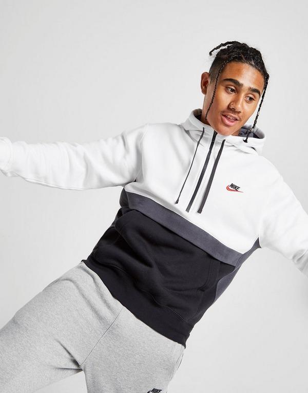 Nike Sweat à capuche Foundation Zippé Homme