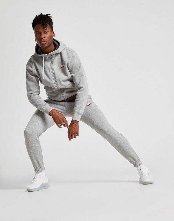 Acherter Gris Nike Sweat à capuche Foundation Zippé Homme