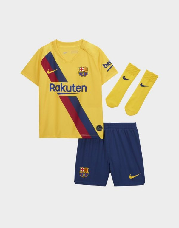 cheap for discount 43d89 6e0f0 Nike FC Barcelona 2019/20 Away Kit Infant