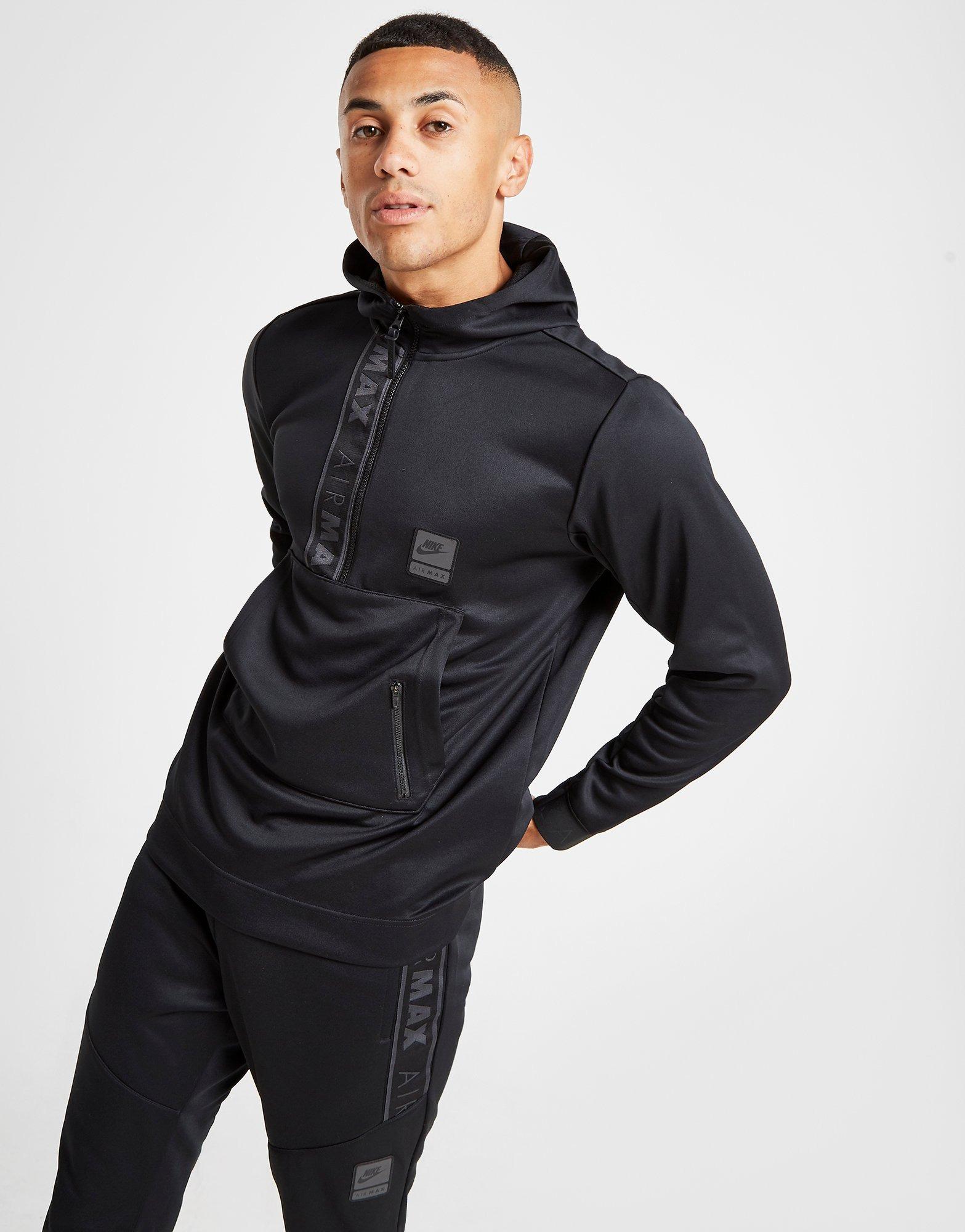 Nike Air Max 12 Zip Hættetrøje Herre | JD Sports