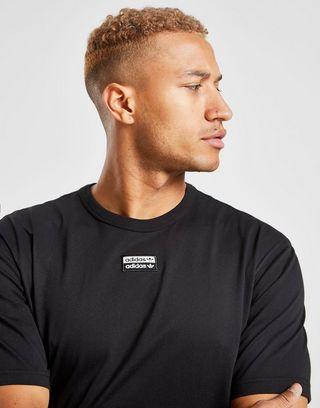 adidas Originals R.Y.V. Short Sleeve T Shirt   JD Sports
