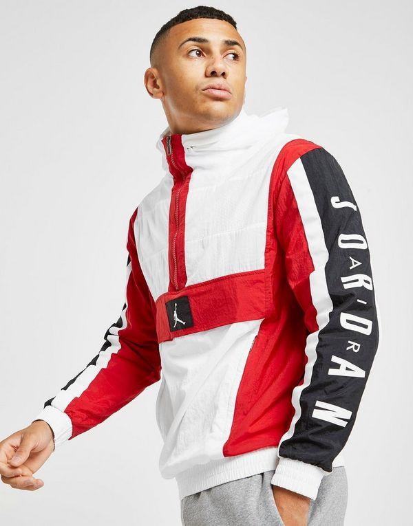 Jordan 1/2 Zip Lightweight Jacket
